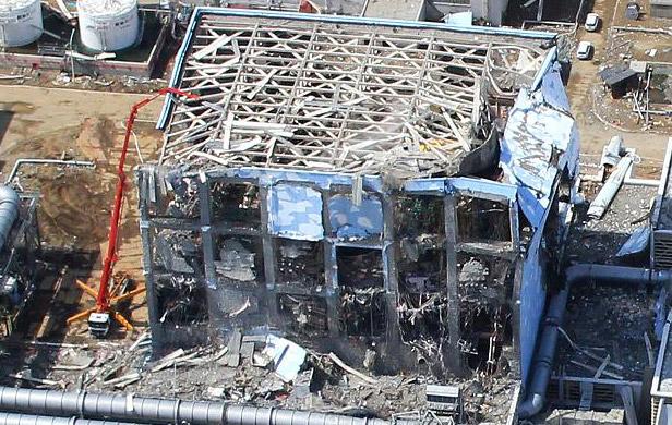 Fukushima reactor 4