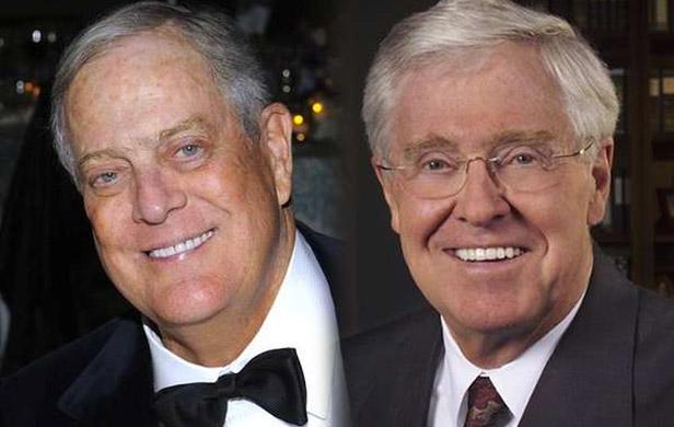 Koch Brothers could make $100 Billion on Keystone XL Pipeline