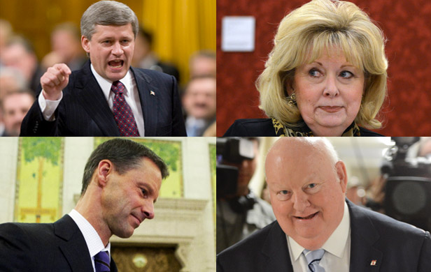 Quid pro quo: The missing puzzle piece in Duffy-Harper Senate Scandal