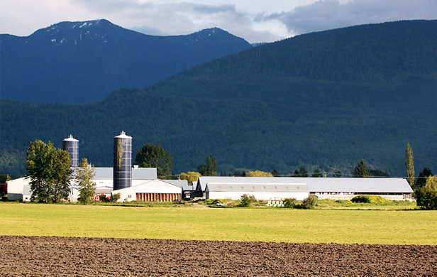 BC's Agricultural Land Commission to be plowed under for gas industry