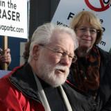 MLA, Mayor turn up heat on Fraser River jet fuel, tanker plan