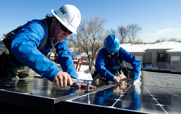 Solar already beating coal on job creation, energy cost