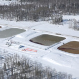 Talisman frackwater pit leaked for months, kept from public