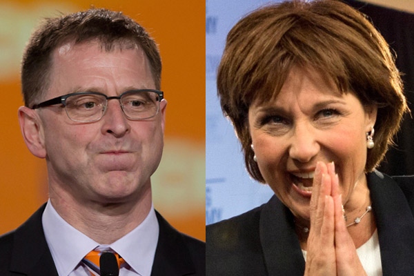 Pundits, polls and pack journalism - BC's wild year in politics