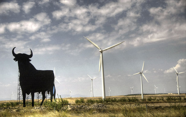 Wind power now Spain's top source of electricity as GHG's plummet