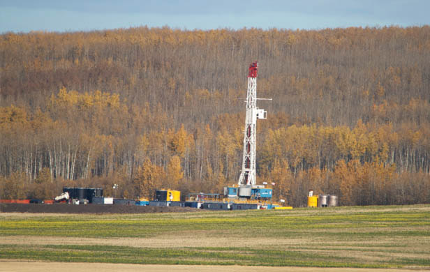 Fracking on the rise in Alberta, documents reveal