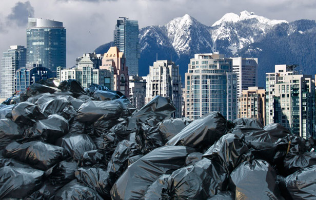 Economist: BC's private recycling, trash plan is garbage