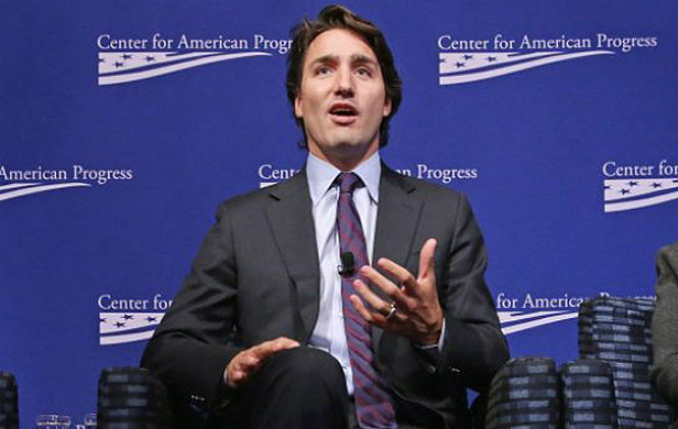 Justin Trudeau-Just another Con man
