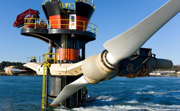 Nova Scotia and UK team up to study tidal power