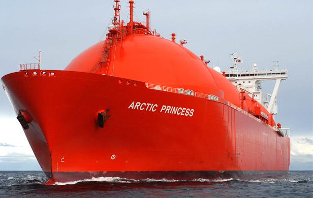 Nova Scotia approves LNG plant