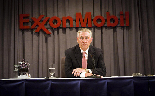 Rex Tillerson, you are a big, fat NIMBY
