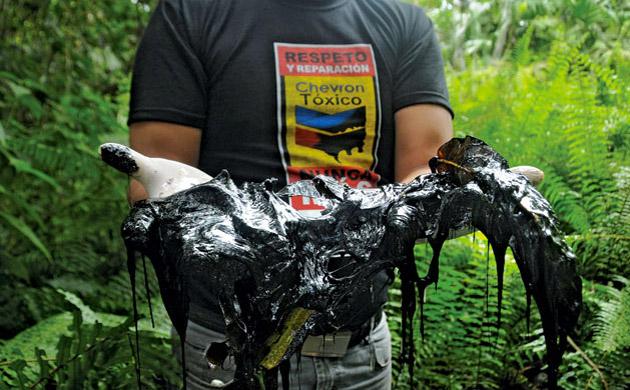 US judge sides with Chevron over $9 Billion Ecuadorian contamination case