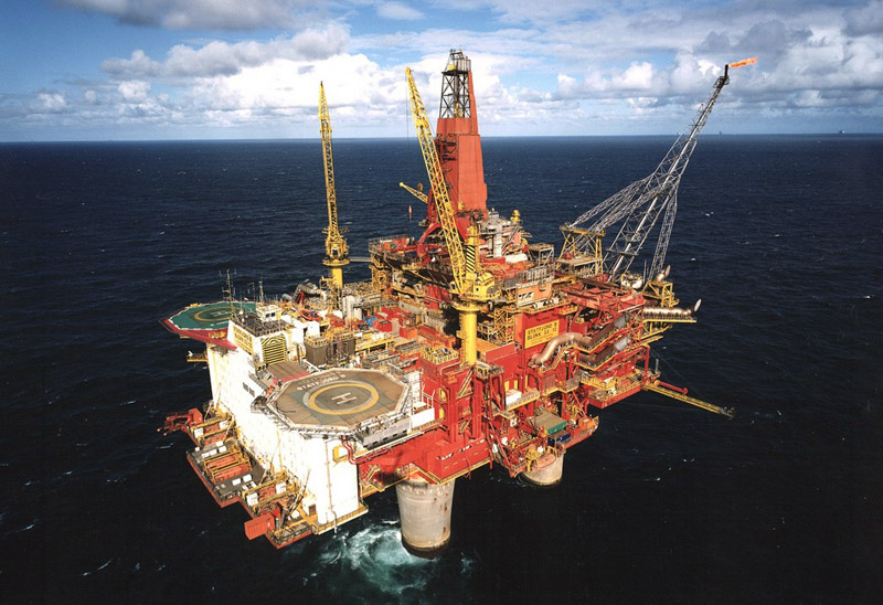 Norwegian-oil-industry