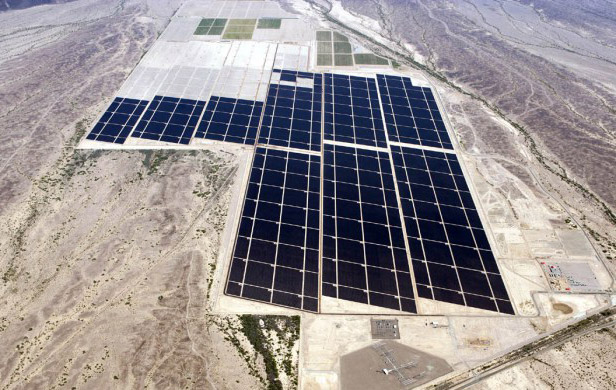 Phoenix rising: World's largest solar power array to energize 230,000 homes