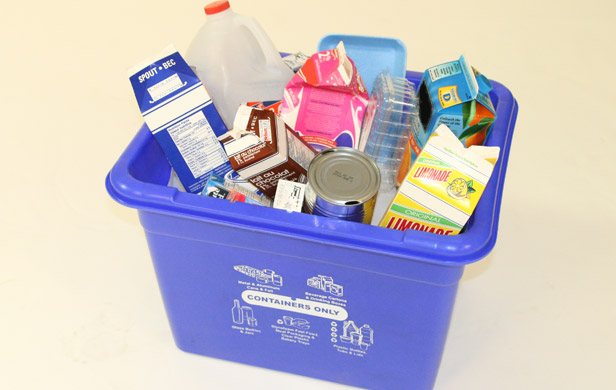 Some local groups want new recycling program trashed