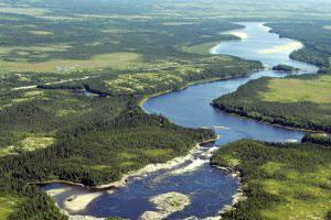 Quebec's Romaine River