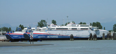 The Fast ferries scandal sank the NDP