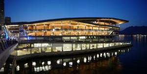 The Vancouver Convention Centre (Wikipedia)