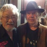 Canadian rockers join 'Blue Dot' tour - David Suzuki's swan song