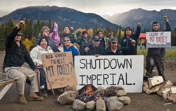 Imperial Metals asks court to remove Red Chris Mine blockade