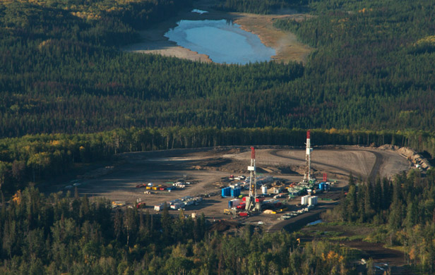 Watershed Moment- How fracking, LNG, dams could reshape BC's future