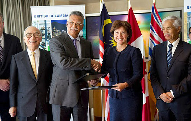 BC approves Petronas LNG plant and 2 more gas pipelines