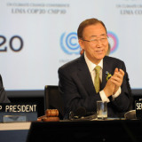 Carbon numbers keep rising, despite UN climate deals