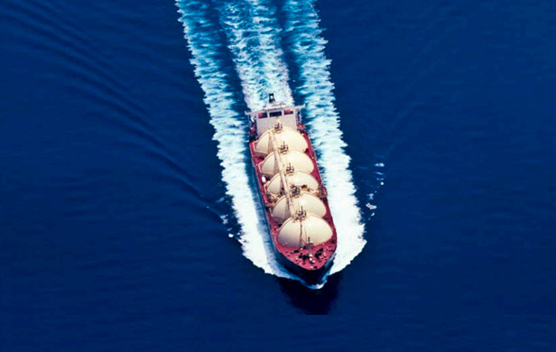 Asian LNG prices take record 60 per cent plunge from last year