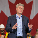 Harper slashes federal taxes for BC LNG industry