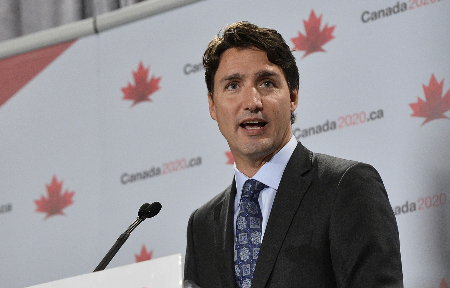Justin Trudeau continues to defy expectation (Flickr/Canada 2020 CC licence)