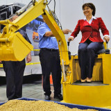 BC's gift to the world- Premier Christy Clark