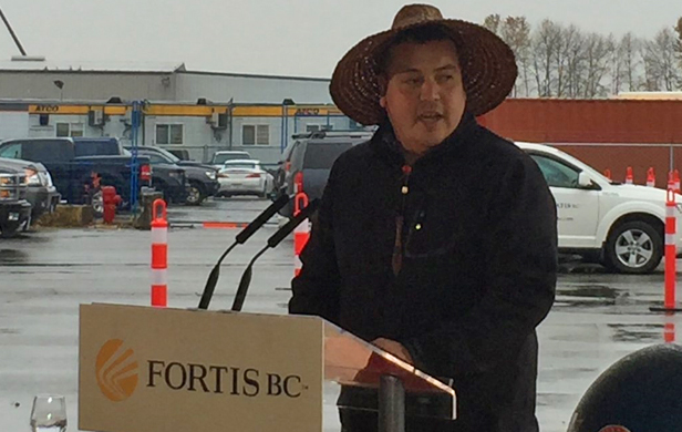 Tsawwassen LNG plant would harm Treaty 8 First Nations, northeast